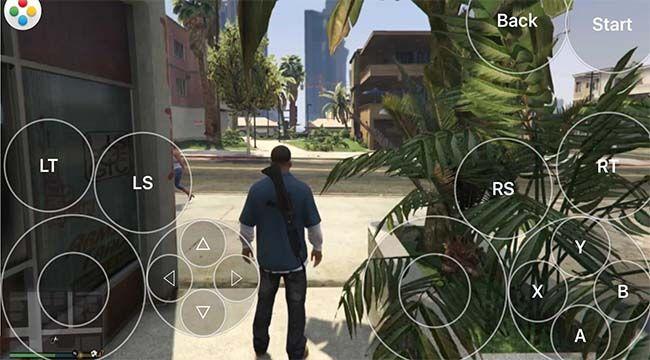 Play GTA 5 Mobile using Vortex!